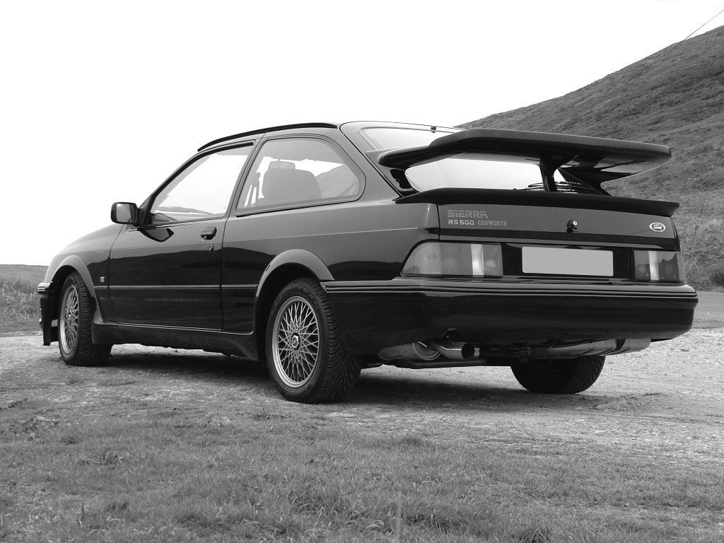 about us - history - cosworth car