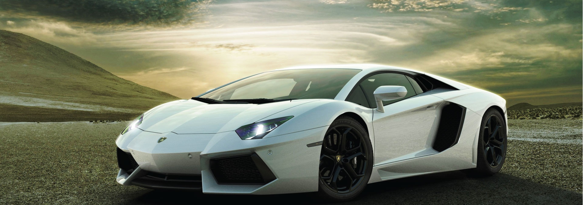 lamborghini aventador tuning ECU and exhaust volume